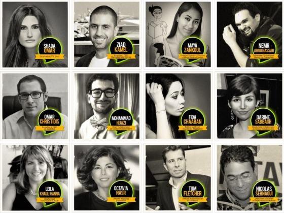 SMA 2013 Jury Members