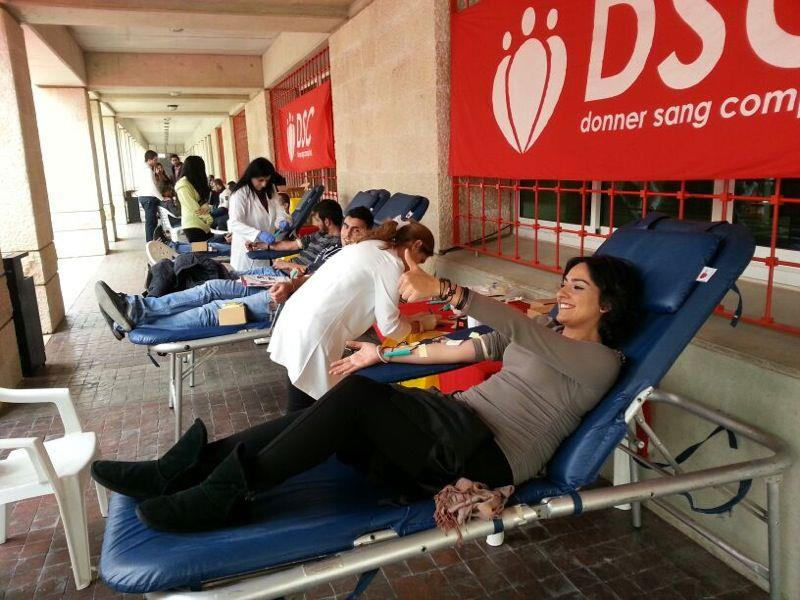 NDU Blood Drive