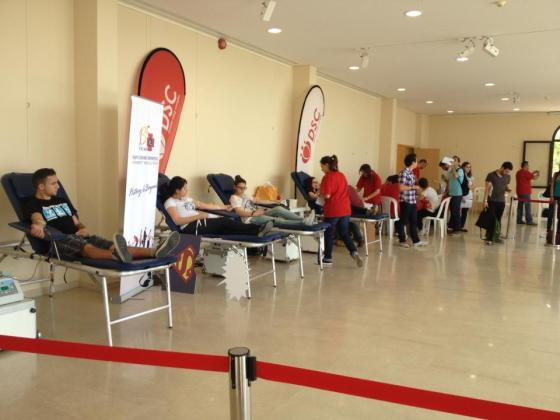 Balamand Blood Drive