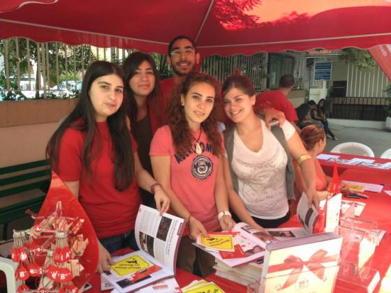 Haigazian Blood Drive