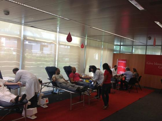 HOLDAL Blood Drive