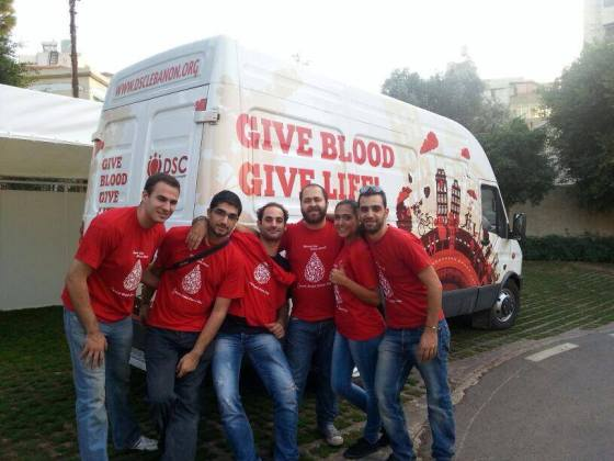 USEK Blood Drive