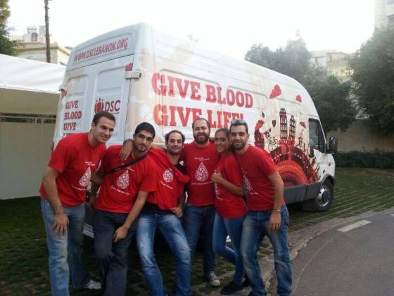 USEK Blood Drive