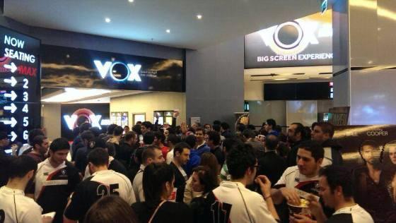 300 Vox Cinemas